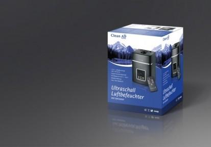 Umidificator si purificator / Umidificator CA604 BLACK