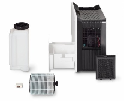 Spalator de aer, purificator si umidificator / Spalator de aer, purificator si umidificator Clean Air Optima CA803