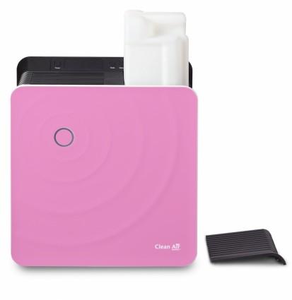Spalator de aer, purificator si umidificator / Spalator de aer, purificator si umidificator Optima CA803 Pink