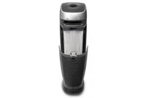 Purificatoare de aer Un purificator de aer este un dispozitiv care elimina contaminanti din aer  benefice pentru cei care sufera de alergii si astm.