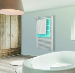 Calorifere electrice cu termostat pentru spatii cuprinse intre 15 m2 si 50 m2 SUPRA