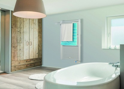 Calorifere electrice cu termostat SUPRA