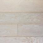 Dusumea din lemn de stejar Bianco Dorato - Dusumea din lemn masiv Deluxe Edition