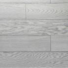 Dusumea din lemn de stejar Bianco Argento - Dusumea din lemn masiv Deluxe Edition
