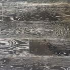 Dusumea din lemn de stejar Nero Argento - Dusumea din lemn masiv Deluxe Edition