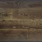 Dusumea din lemn de stejar Mocca Dorato - Dusumea din lemn masiv Deluxe Edition