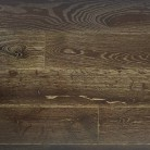 Dusumea din lemn de stejar Mocca Argento - Dusumea din lemn masiv Deluxe Edition
