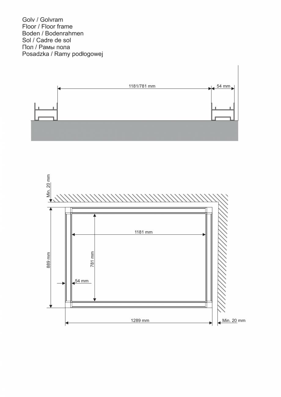 Pagina 10 - Ghidul utilizatorului pentru baia cu aburi UE Panacea Instructiuni montaj, utilizare...