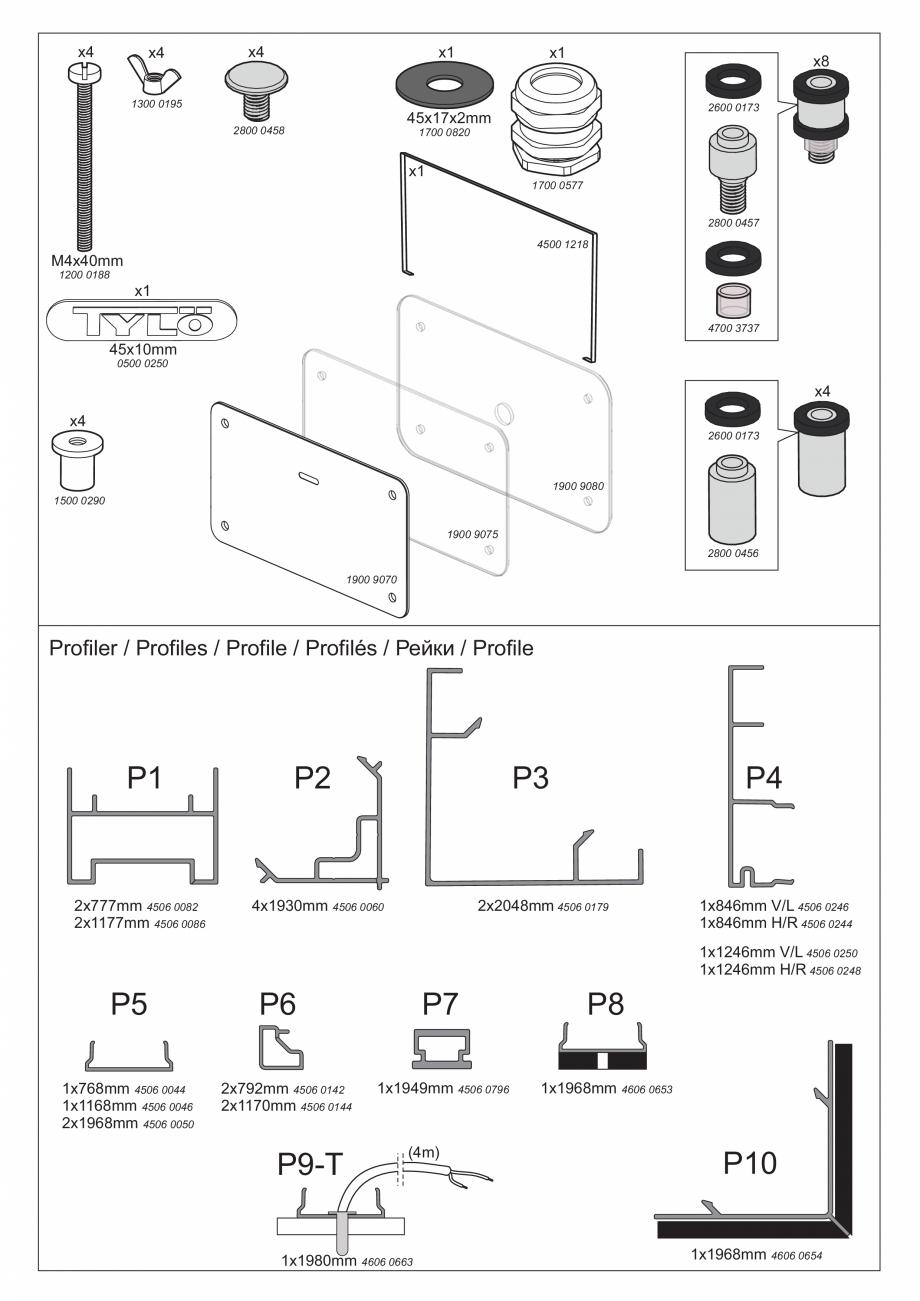 Pagina 13 - Ghidul utilizatorului pentru baia cu aburi UE Panacea Instructiuni montaj, utilizare...