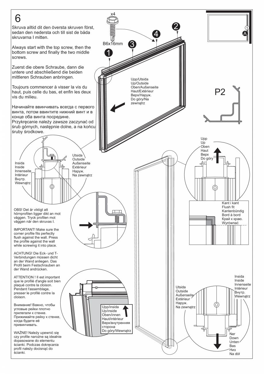 Pagina 22 - Ghidul utilizatorului pentru baia cu aburi UE Panacea Instructiuni montaj, utilizare...