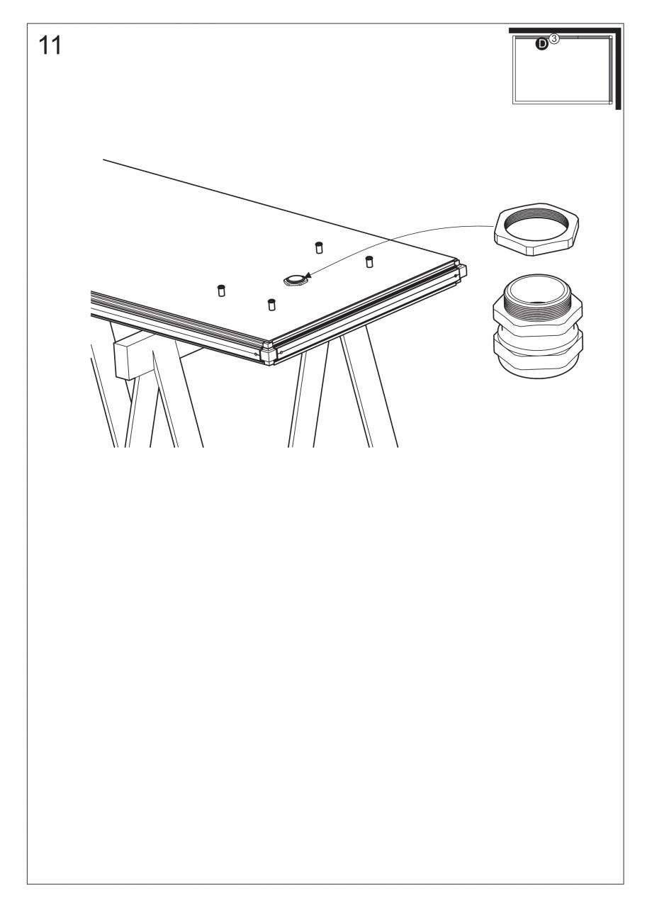 Pagina 26 - Ghidul utilizatorului pentru baia cu aburi UE Panacea Instructiuni montaj, utilizare...