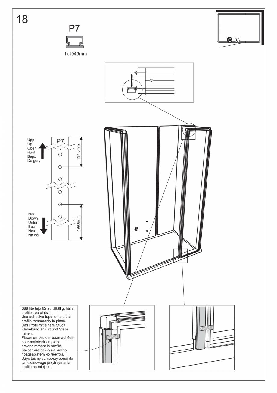 Pagina 32 - Ghidul utilizatorului pentru baia cu aburi UE Panacea Instructiuni montaj, utilizare...