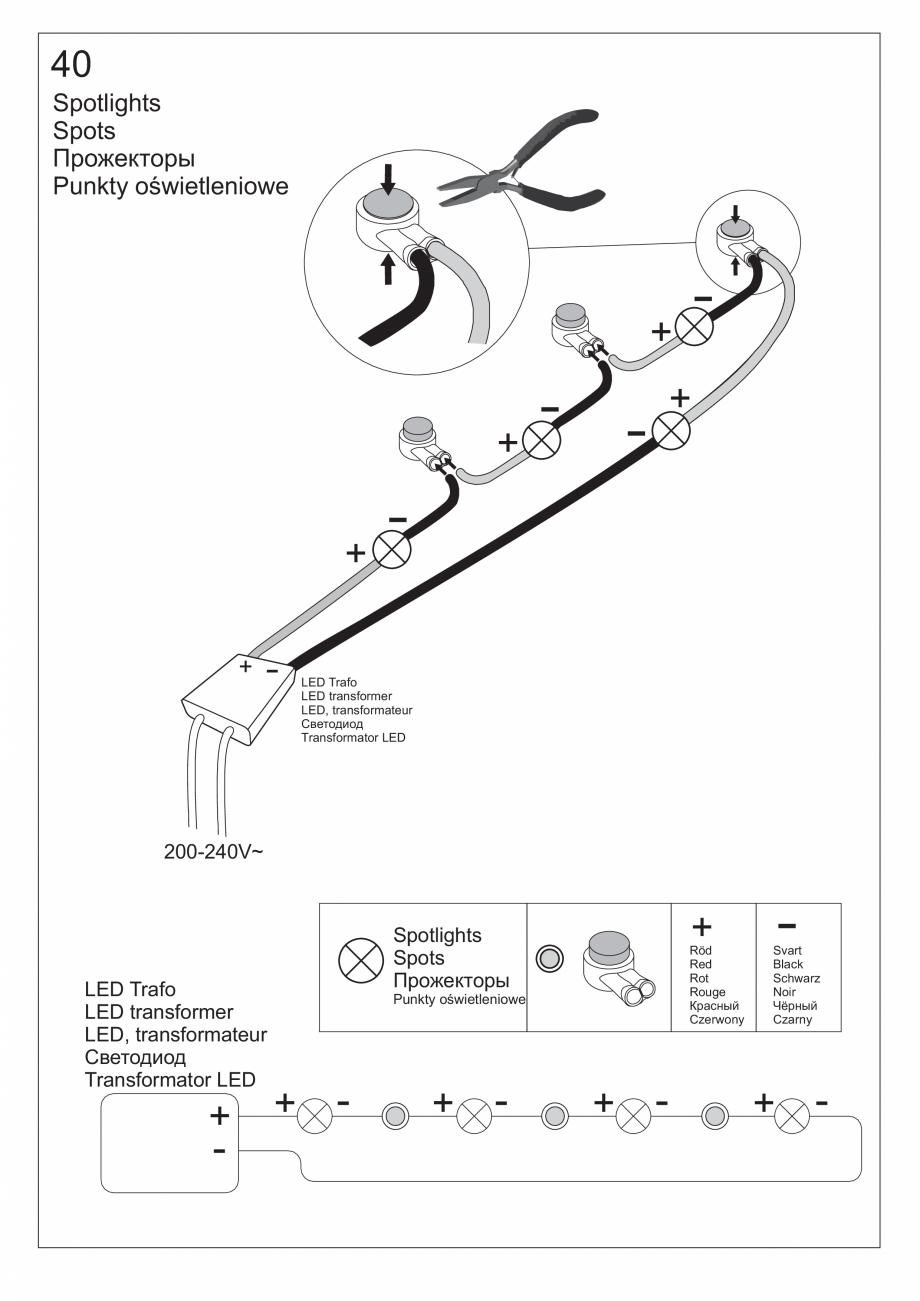 Pagina 53 - Ghidul utilizatorului pentru baia cu aburi UE Panacea Instructiuni montaj, utilizare...