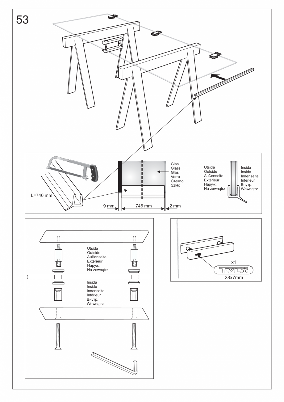 Pagina 61 - Ghidul utilizatorului pentru baia cu aburi UE Panacea Instructiuni montaj, utilizare...