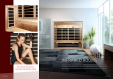 Relaxeaza-te intr-o sauna cu incalzire in infrarosu UE - Prime
