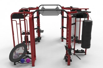 Aparate si echipamente fitness PARADIGMA CONSULT