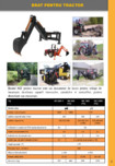Brat pentru tractor Kovaco KOVACO - Brat tractor