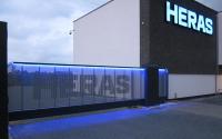 Porti de acces industriale culisante HERAS ofera o gama variata de porti de acces. Acestea sunt: autoportante/glisante si culisante.