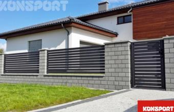 Garduri si porti metalice pentru rezidential