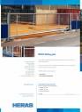 Garduri mobile pentru delimitare evenimente / santiere