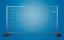 Garduri mobile pentru delimitare evenimente Sistemele de garduri mobile HERAS pentru imprejmuiri temporare, cladiri si santiere in constructie, evenimente in aer liber ce trebuie delimitate si securizate. Disponibile in mai multe modele.