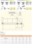 Kit Sole SE pentru porti autoportante  CAIS