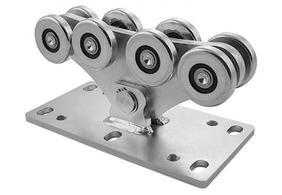 Accesorii feronerie si sisteme culisare pentru porti autoportante CAIS