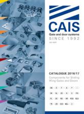 Role si accesorii pentru porti culisante si usi de hala CAIS