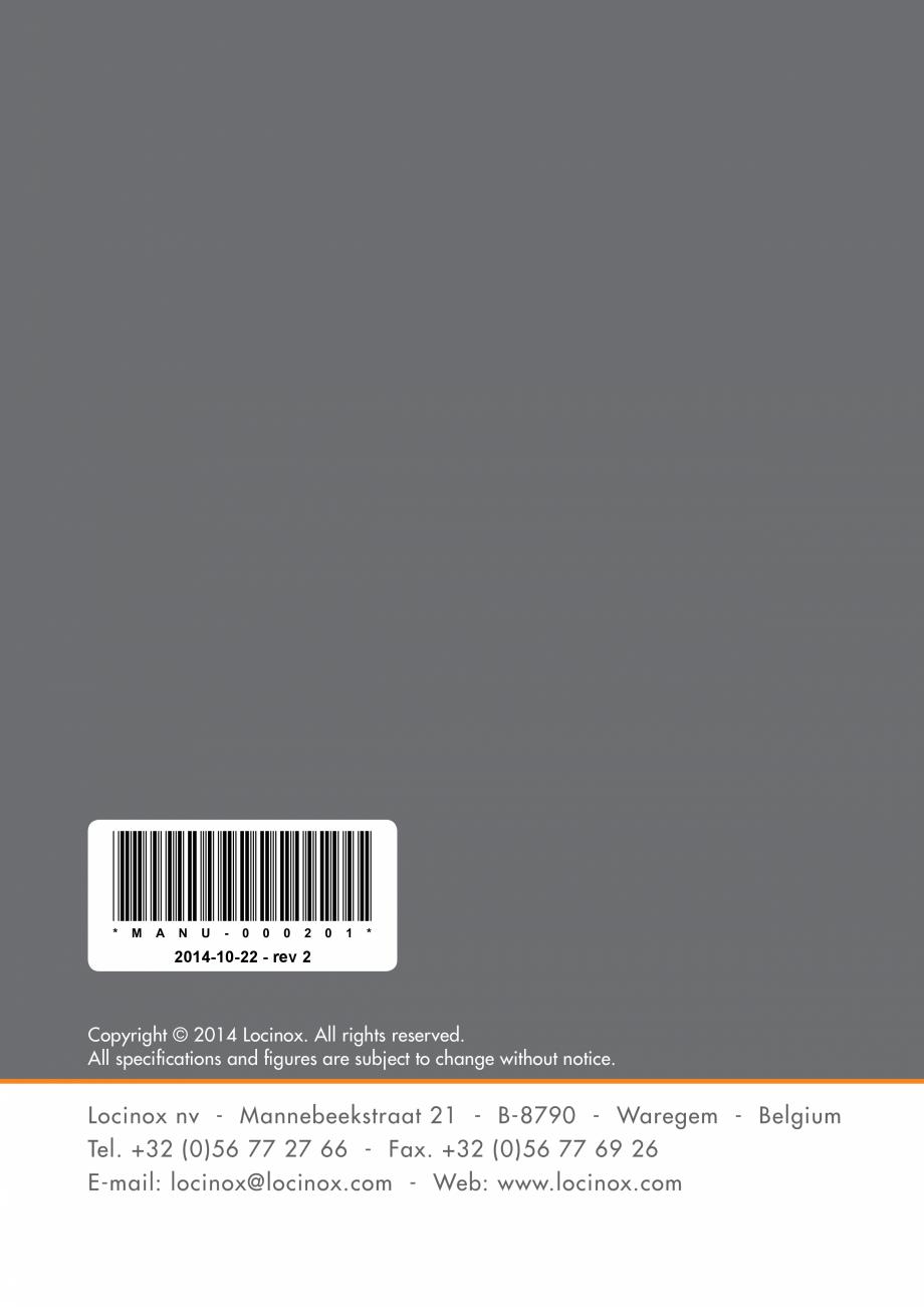 Pagina 40 - Balama pentru porti pietonale - MAMMOTH 180 LOCINOX Instructiuni montaj, utilizare...