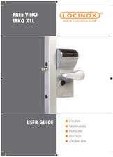 Accesorii si componente pentru porti pietonale LOCINOX