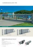 Prezentare porti culisante autoportante Wisniowski - PI 130, PI 200