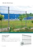 Prezentare - panouri rigide cu dublu fir Wisniowski - VEGA 2D