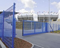 Sisteme garduri si porti industriale metalice