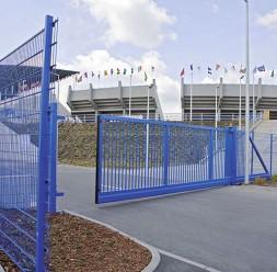 Sisteme garduri si porti industriale metalice Wisniowski