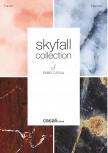 Cartela culori Skyfall Marble 2 CASALI HOME - Earth, Neptune