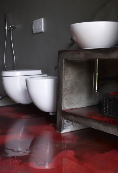 Pardoseli decorative Floor L tra FLOOR L TRA Pardoseli din rasini