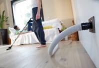 Sistem centralizat de aspirare pentru uz rezidențial