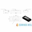 Semineu cu bioetanol  MOL - SB 1007
