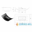 Semineu cu bioetanol  MOL - SB 1009