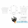 Semineu cu bioetanol MOL - SB 1014