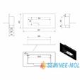 Semineu cu bioetanol  MOL - SB 1012