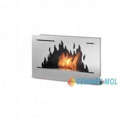 Semineu cu bioetanol - Clam - Flame Clam - Flame Semineu cu bioetanol