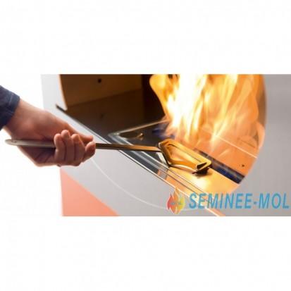 Utilizare - Semineu cu bioetanol   Clam - Planet Semineu cu bioetanol