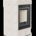 Semineu modular prefabricat - BK 8-11KW - Cahle Crem Semineu modular prefabricat - BK 8-11KW