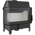 Focar de semineu Z110 Sticla stanga - Cod produs ZIBI L BS Focar de semineu -