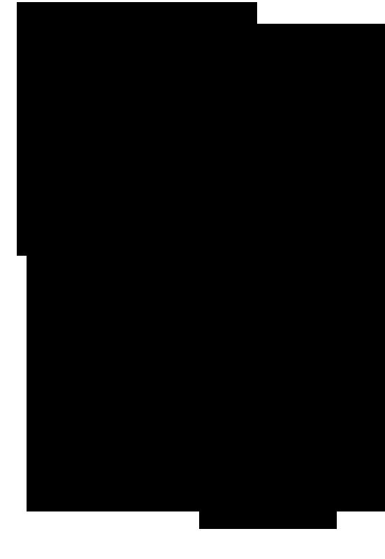 Schiță dimensiuni Focar de semineu - S80 DECO