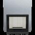 Focar de semineu N100 Deschidere verticala - Cod produs NADIA 10 G Focar de semineu -