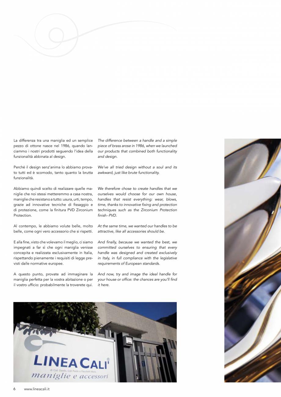 Pagina 7 - Manere vintage pentru usi LINEA CALI ARTE, DAISY, EPOCA, LIBERTY, NATURE, OPERA, OPERA...