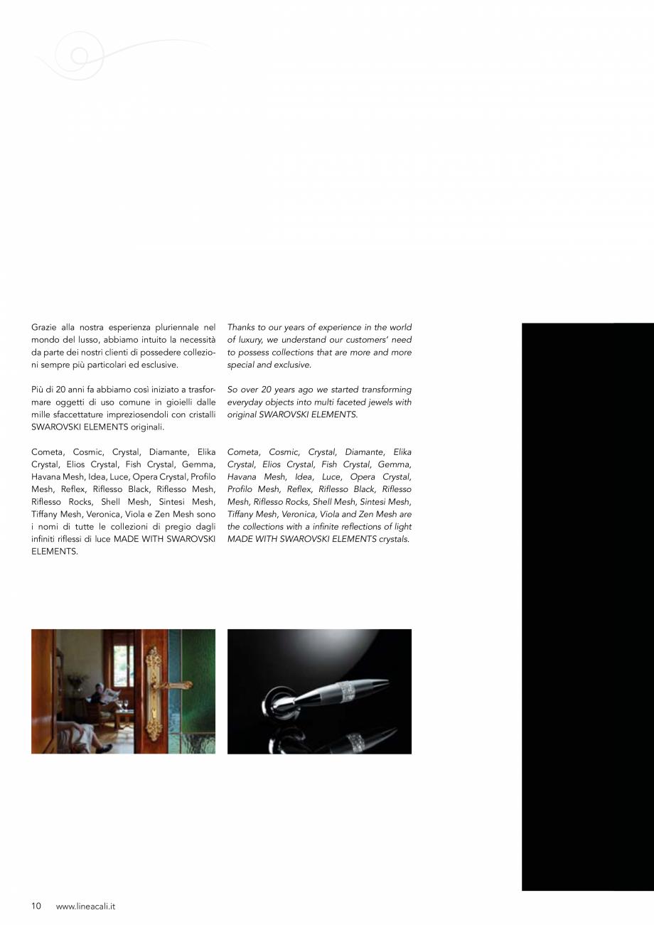 Pagina 11 - Manere vintage pentru usi LINEA CALI ARTE, DAISY, EPOCA, LIBERTY, NATURE, OPERA, OPERA...