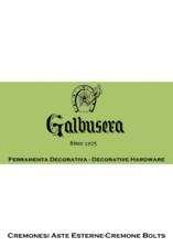 Manere din fier forjat pentru ferestre GALBUSERA